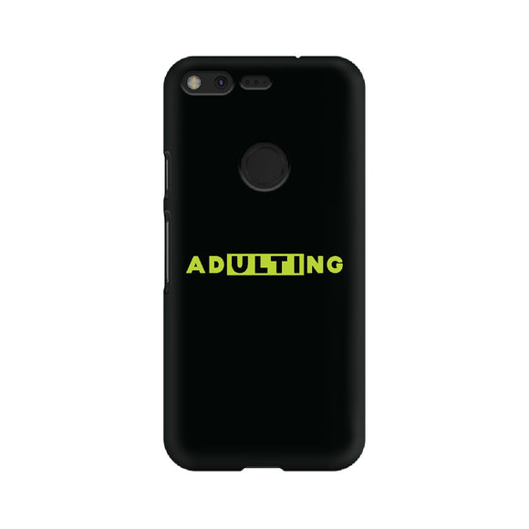 ADultiNG Phone Cover (Google Pixel, Oppo, Sony Xperia, Nokia, Huawei Honor, Moto and Xiaomi Redmi) - Madras Merch Market