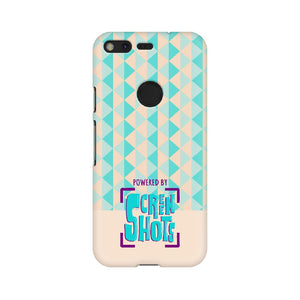 Powered By Screenshots Phone Cover (Green Text) (Google Pixel, Oppo, Sony Xperia, Nokia, Huawei Honor, Moto and Xiaomi Redmi) - Madras Merch Market