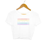 Pride Crop Top - Women - Madras Merch Market