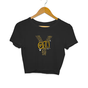 Gen Y Starter Pack Crop Top - Women - Madras Merch Market