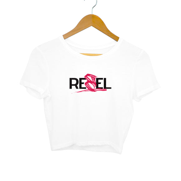 Rebel Crop Top - Women - Madras Merch Market