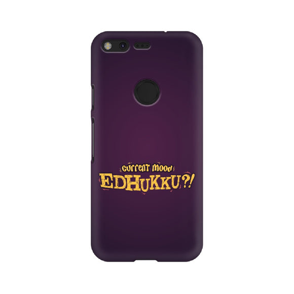 Current Mood Edhukku?! Phone Cover (Google Pixel, Oppo, Sony Xperia, Nokia, Huawei Honor, Moto and Xiaomi Redmi) - Madras Merch Market