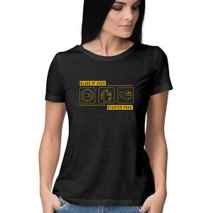 Class of 2020 - Starter Pack T-shirt - Women - Madras Merch Market