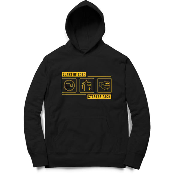 Class of 2020 - Starter Pack Hoodie - Unisex - Madras Merch Market