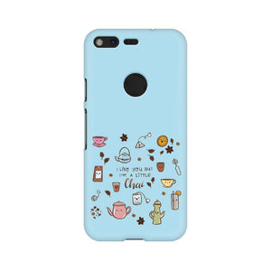 Chai Lover Phone Cover (Google Pixel, Oppo, Sony Xperia, Nokia, Huawei Honor, Moto and Xiaomi Redmi) - Madras Merch Market
