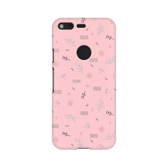 Flower Pattern Phone Cover (Google Pixel, Oppo, Sony Xperia, Nokia, Huawei Honor, Moto and Xiaomi Redmi) - Madras Merch Market