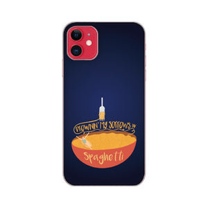 Spaghetti Upsetti Phone Cover (Apple, Samsung, Vivo and OnePlus) - Madras Merch Market
