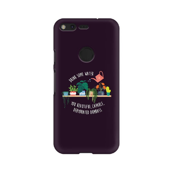 Stay Hydrated Phone Cover (Google Pixel, Oppo, Sony Xperia, Nokia, Huawei Honor, Moto and Xiaomi Redmi) - Madras Merch Market