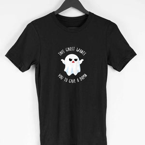 Boo T-shirt - Unisex - Madras Merch Market