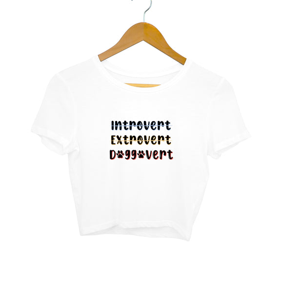 Doggovert Crop Top - Women - Madras Merch Market