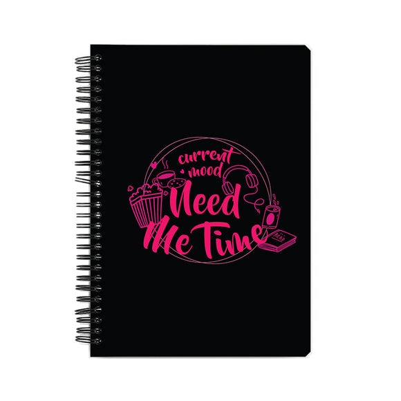 Me Time Notebook - Madras Merch Market