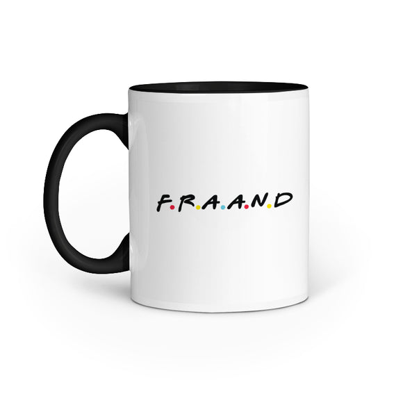F.R.A.A.N.D Mug - Madras Merch Market