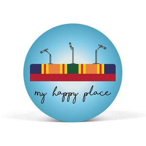 My Happy Place Popgrip - Madras Merch Market