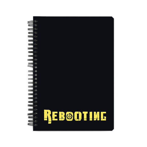 Rebooting Notebook - Madras Merch Market