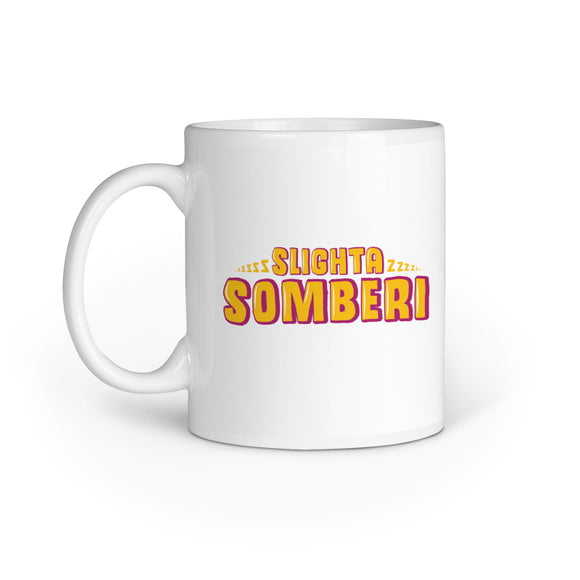 Slighta Somberi Mug - Madras Merch Market