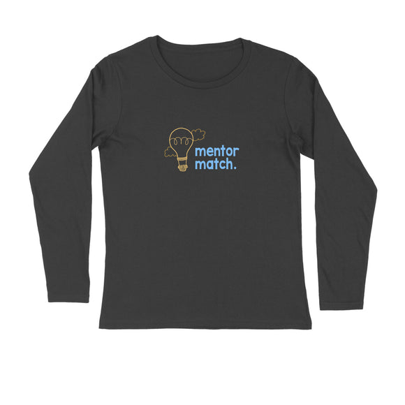 Official Mentor Match Full Sleeve T-shirt - Unisex