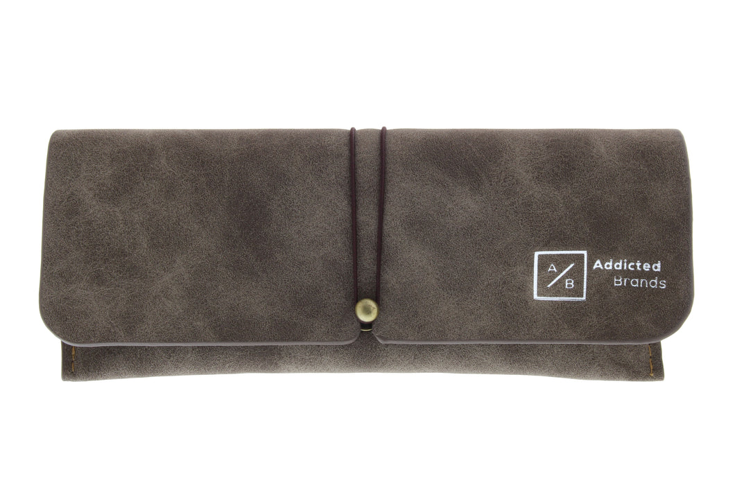 Suede Travel Case