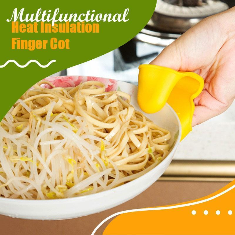 Multifunctional Heat Insulation Finger Cot