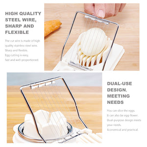 Multi-function Egg Cutter