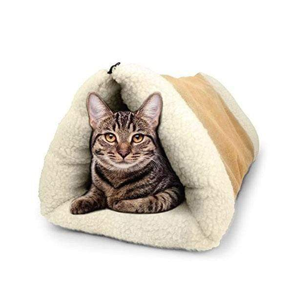 2-in-1 Cat Tunnel Mat
