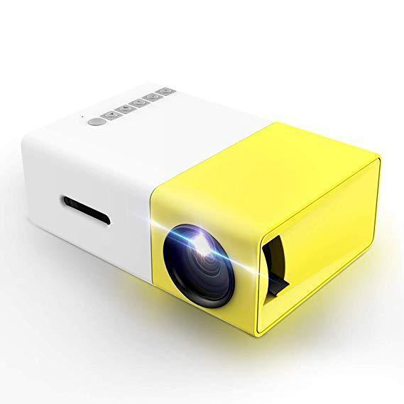 Original HD Mini Portable Pocket Projector