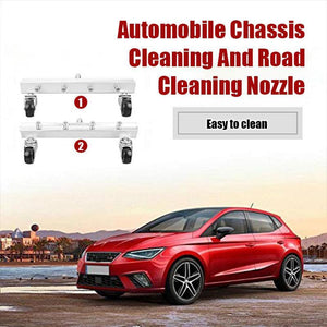 Automobile Chassis Cleaning And Road Cleaning Nozzle