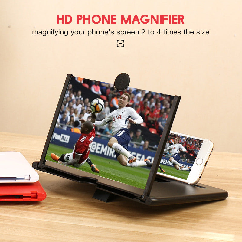 Screen Magnifier for Smartphones