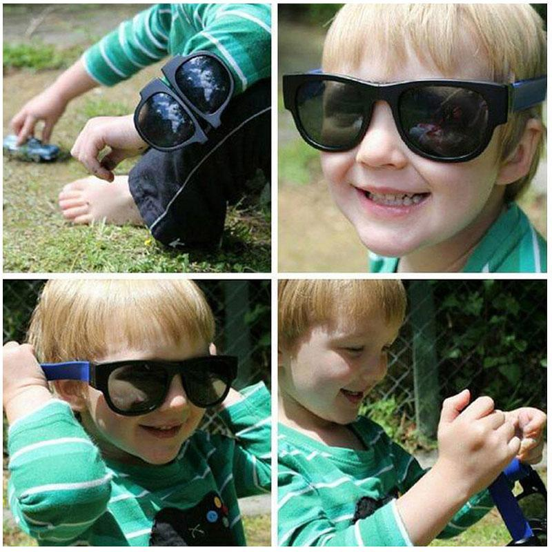 Foldable Wristband Sunglasses