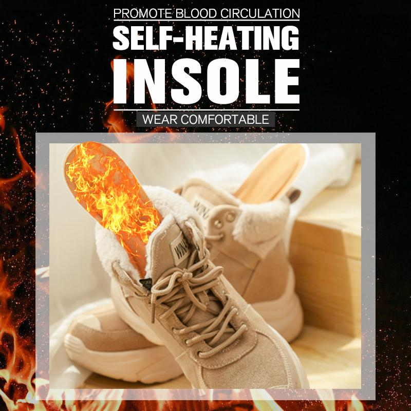 Self-heating Insole (Buy 2 Get 1 Free)