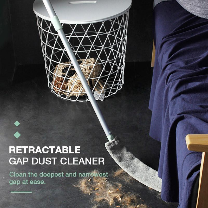 (50% Discount) Retractable Gap Dust Cleaning Artifact - Black Friday