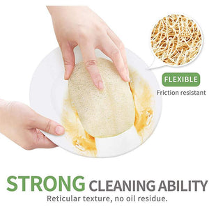 Practical Natural Cleaning Sponge(5PCS)