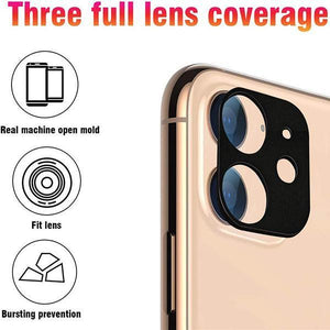 Lens Protector For iPhone 11 (Buy 2 Get 1 Free)