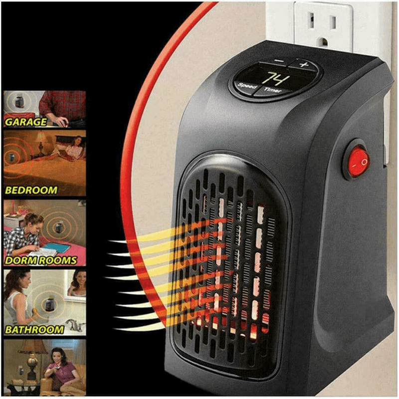 Warm Your Winter Handy Air Heater