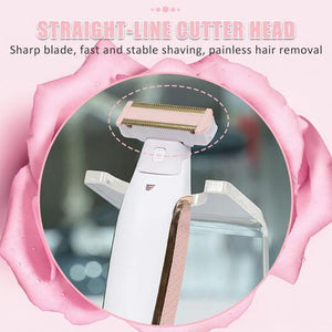 Electric Rechargeable Body Shaver For Women