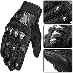 Alloy Steel Professional Outdoor Gloves