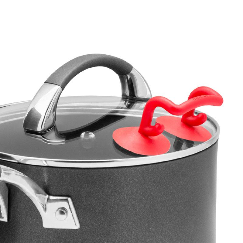 High Temperature Pot Side Rack