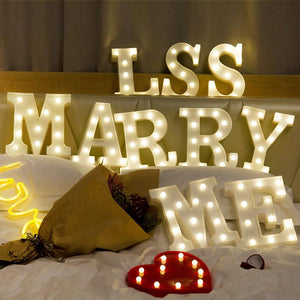 Dream Master LED Marquee Letter Lights