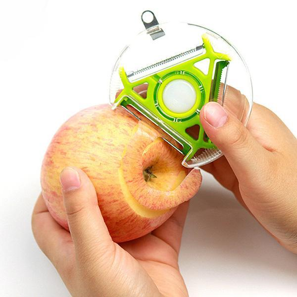Three-in-one Peeler