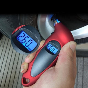 High Precision Electronic Digital Tire Gauge