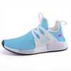 Solid Neon Blue Lightweight Sports Shoes-Shoes-pnkswn