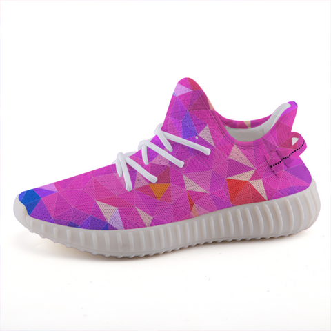 Prism Pink Lightweight Sneakers-Shoes-pnkswn
