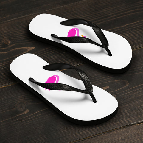 White Flip-Flops-Shoes-pnkswn