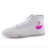 White High-top Fashion Canvas Shoes-Shoes-pnkswn