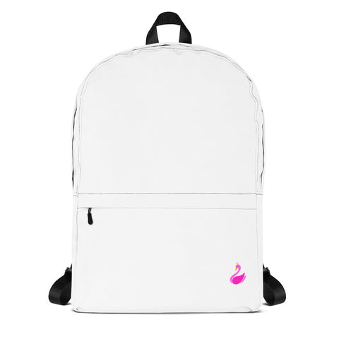 White Backpack-pnkswn