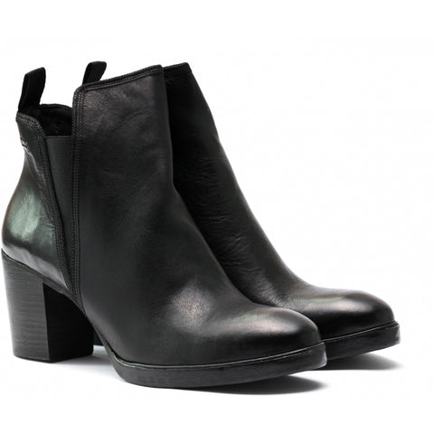 the last conspiracy AASE soft Chelsea Boot 001 Black