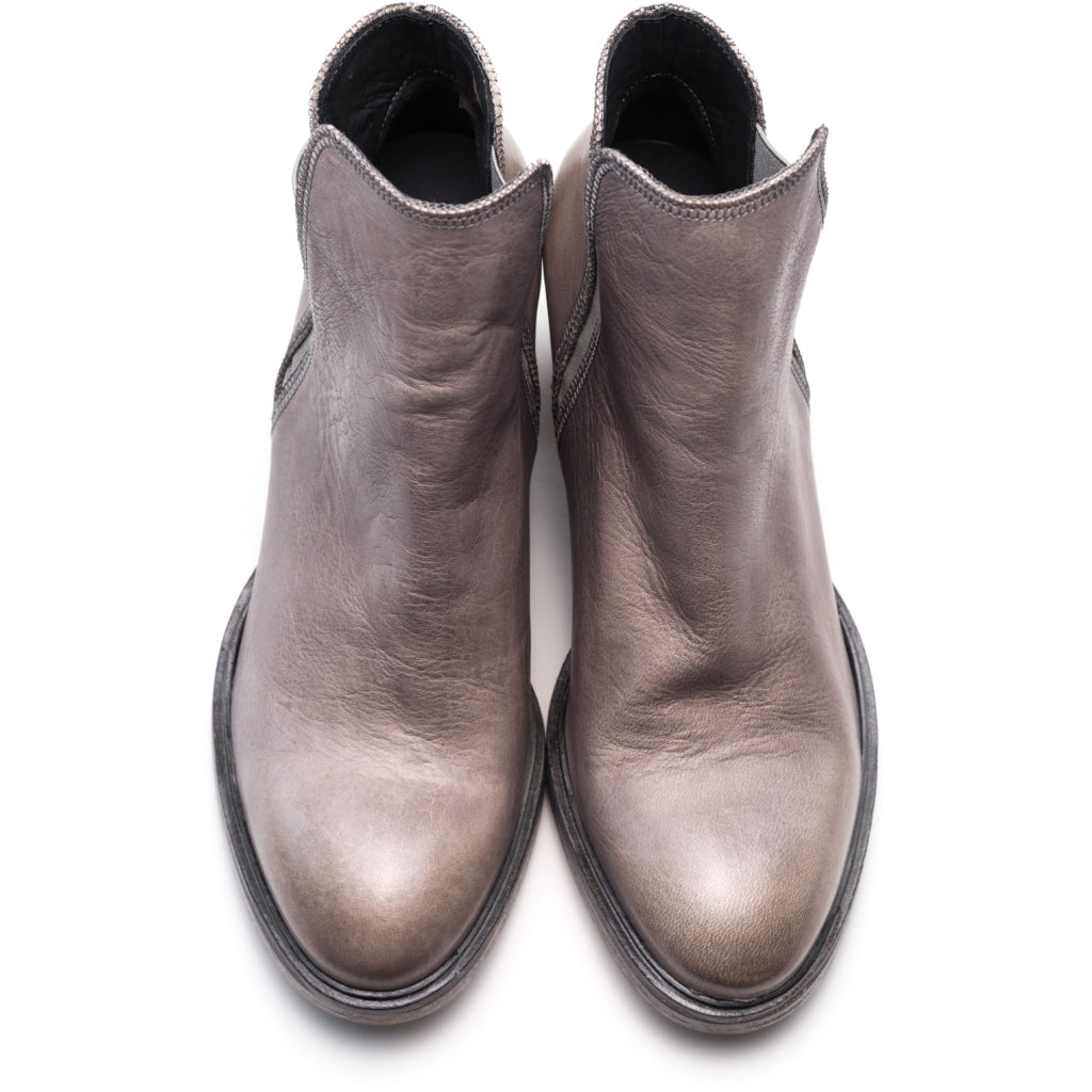 the last conspiracy AASE steer Chelsea Boot 086 Light Grey