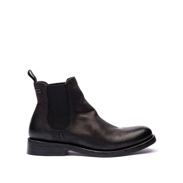 the last conspiracy ADAIR buffalo Chelsea Boot 001 Black