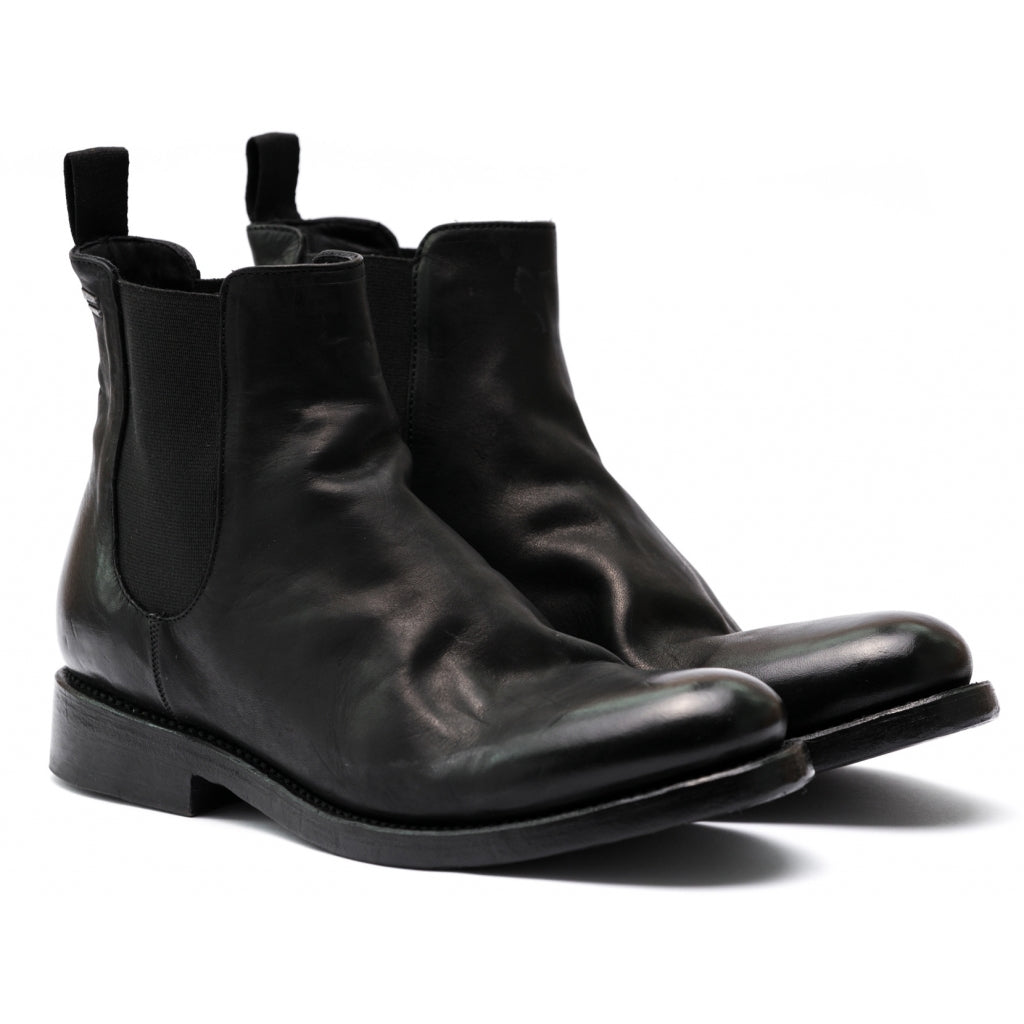the last conspiracy ADAIR steer Chelsea Boot 001 Black