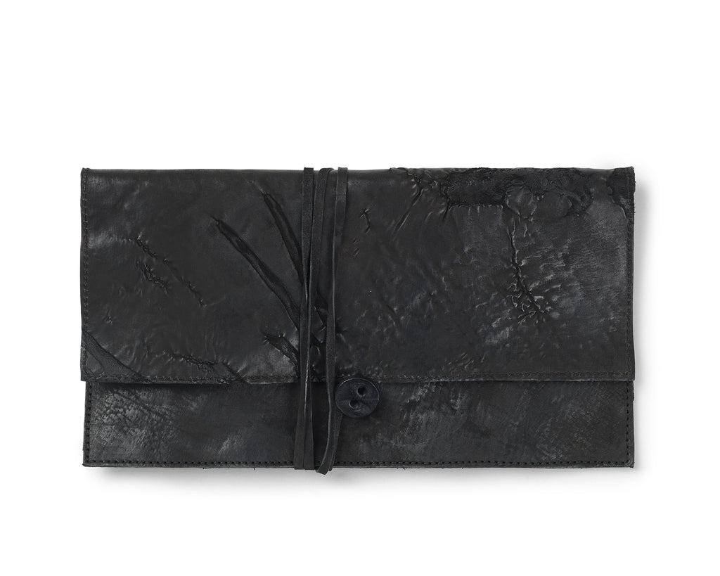 the last conspiracy ARTISAN CLUTCH reversed Clutch 001 Black
