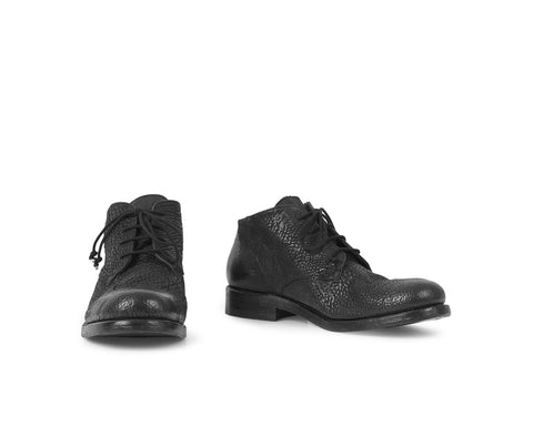 Asgaard ARTO reversed Laced Boot 001 Black
